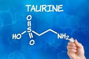 formule chimique e la taurine